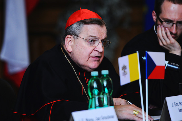 Kardinál Burke